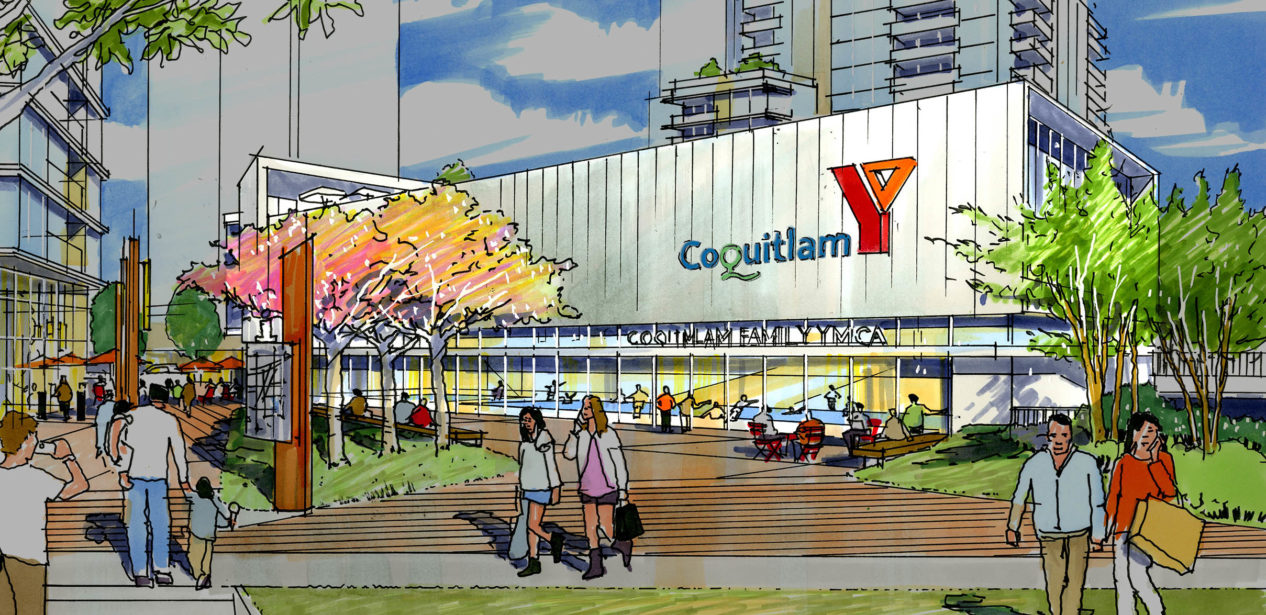New Coquitlam YMCA