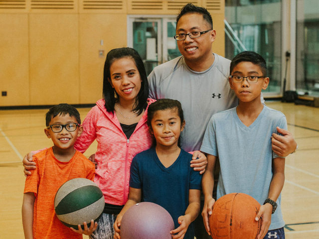 YMCA Vancouver community support programs