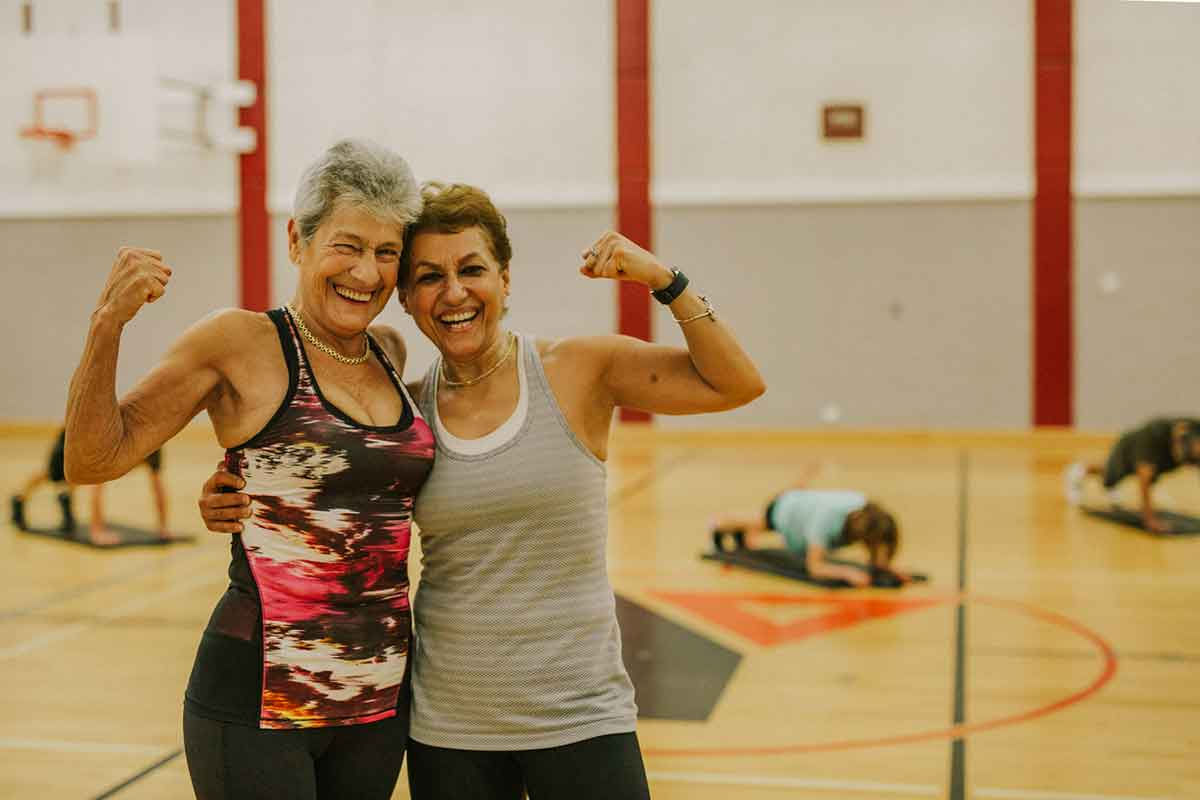YMCA membership benefits