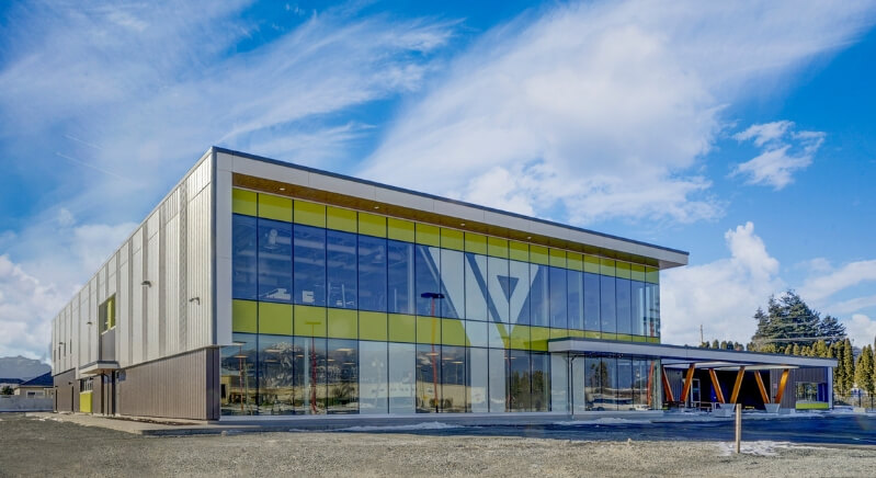 Chilliwack YMCA outside view