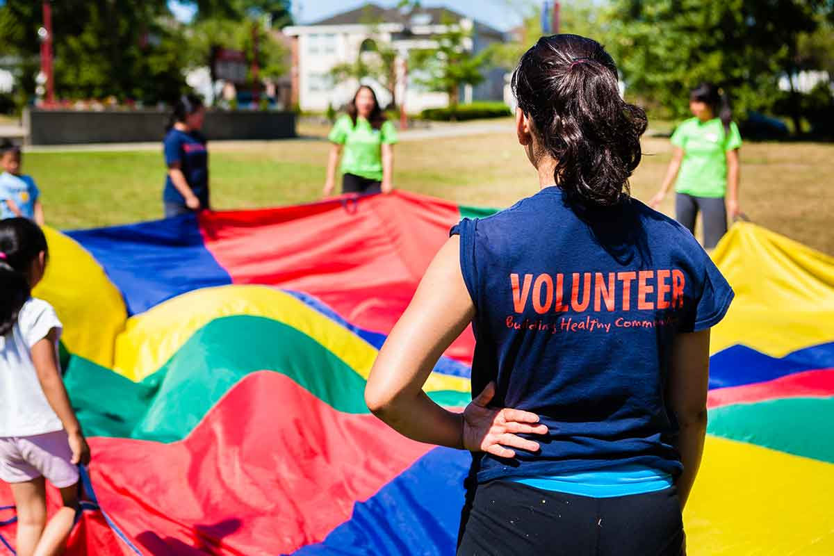Chiliwack YMCA volunteers