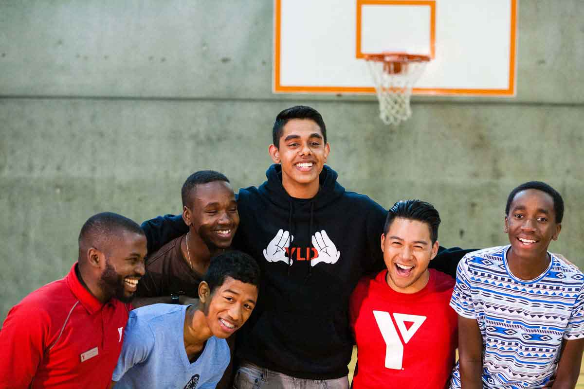 Teen Drop-In programs at the Chilliwack YMCA