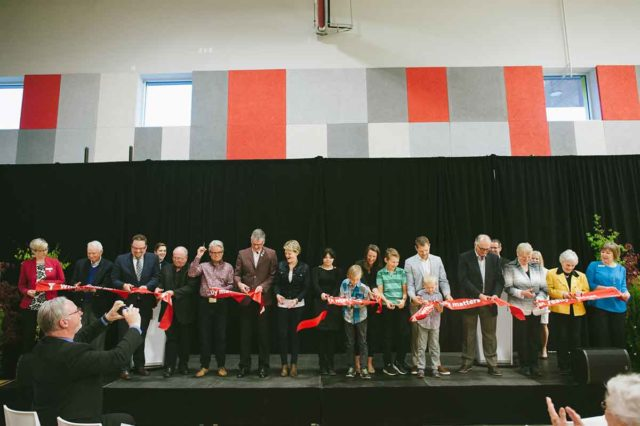 Chilliwack YMCA ribbon cutting ceremony 2019