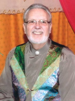 Chilliwack YMCA volunteer Robert