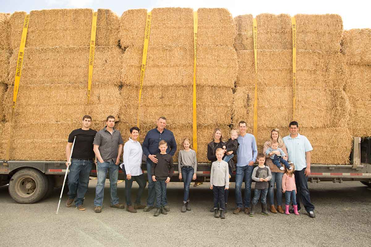 Elmido Farms, Chilliwack YMCA donors